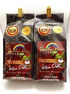 Kona Coffee Bean