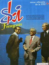 Ski Français n°226 - 1976 - Michèke Jacot et Jacqueline Rouvier - Gérardmer