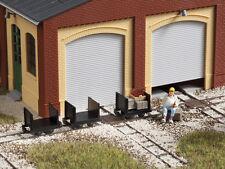 Auhagen 41704 Gauge H0 Front Wall Fake Trolleys # New Original Packaging #