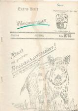 1 Postkarte IFA H 6 B L Omnibus und Wartburg 400 Jagdwagen in Hartmannsdorf K138