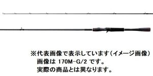 Shimano 20 Zodias 176M-2 Bass Bait casting rod From Stylish anglers Japan