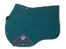 Le Mieux Hunter Green Full Sized GP Saddle Cloth Worn Once