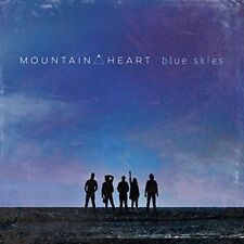 LIKE NEW! Blue Skies: Mountain Heart (CD, 2016) Bluegrass Jamgrass FREE SHIPPING