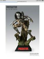 SIDESHOW Sideshow Predator Statue
