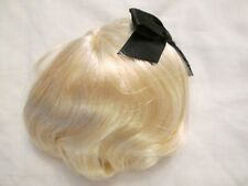 Breit Nights Tonner Doll Wig Blonde Short Mary Engelbreit fits Ellowyne Amber