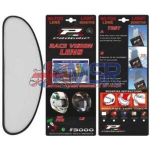 Progrip Universal Visor Insert Anti Fog & Auto Tint Light Sensitive - Clear