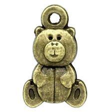 Collares y colgantes de bisutería colgantes color principal bronce de aleación