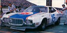 CD_689 #15 George Follmer & Buddy Baker '72 Ford   1:64 Scale Decals ~OVERSTOCK~