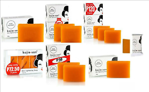 Genuine Kojie San Kojic Acid Soap Bars Skin Lightening Kojiesan Whitening