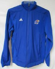 Adidas Kansas Jayhawks Mens Size M Scorch ClimaWarm Performance Jacket A1 2139