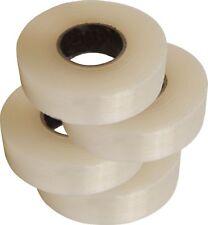 Clear Ice Hockey/ Roller Hockey  Leg Tape / Sock Tape 4 Pack