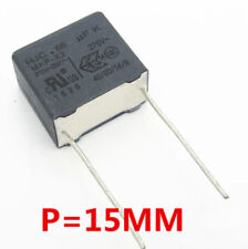 10pcs HJC 275VAC 0.68UF 684 MKP X2 250V-310V 15MM Polypropylene Film Capacitor