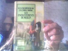 Les chevalliers de la table ronde - Les enchantements de Merlin -