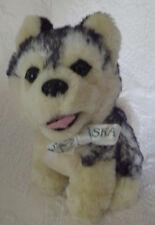 "Alaska Sitting Alaskan Malamute Siberian 8"" Northern Gifty Dog Husky Tongue Out"