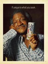 Colt 45 Beer Sanford & Son  Refrigerator /  Magnet