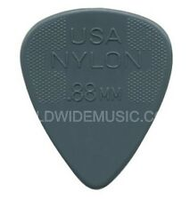 12 Dunlop Nylon Standard Guitar Picks / Plectrums - 0.88mm - Pack of 12 Picks