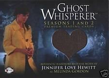 GHOST WHISPERER GC-13 MELINDA GORDON COSTUME CARD