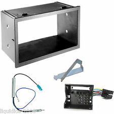 VW VOLKSWAGEN TRANSPORTER T5 2006 ONWARDS DOUBLE DIN FASCIA FITTING ADAPTER KIT