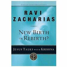 Great Conversations: New Birth or Rebirth? - Ravi Zacharias - FREE SHIPPING