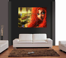 DISNEY PIXAR BRAVE Vector Giant Wall Art Print Picture Poster