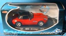BMW Z8 COUPE 1999 ROADSTER SOLIDO N° 1581 1/43 RED ROT