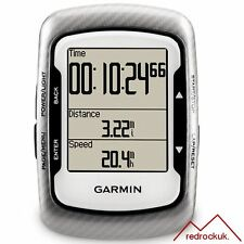 Garmin Edge 500 GPS ANT+ Lightweight Bike Computer - Black/Silver