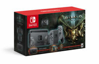 NEW! Nintendo Switch Diablo III Eternal Collection Edition Console Bundle