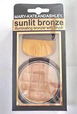 Mary-Kate & Ashley Illuminating Bronzer with Brush Sunlit Bronze #603 Blush
