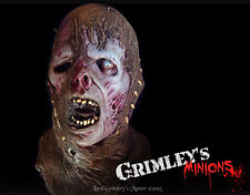 Lord Grimley Exclusive Zombie Scarecrow Halloween Mask Horror Undead