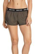 Nylon Machine Washable Athletic Shorts for Women