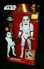 Star Wars Vintage Science Fiction Figuren Sammlung ANH Electronic Stormtrooper