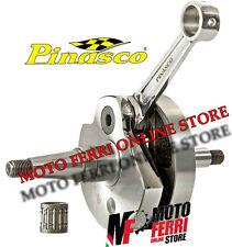 PINASCO ALBERO MOTORE ANTICIPATO CROMATO RACING 60mm PER VESPA PX 125/150 177cc
