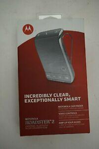 Motorola Roadster 2 Universal Blue Tooth In-Car Speakerphone MBTROADSTR2