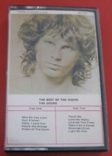 1 X CASSETTE TAPE - THE DOORS - THE BEST OF....