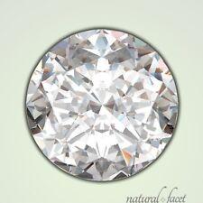 1.51ct K/VVS1/V.Good Cut Round Brilliant AGI Certified Diamond 7.43x7.46x4.46mm