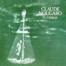 ☆ CD Claude NOUGARO	 Tu verras - MINI LP REPLICA CARD SLEEVE -10 -TRACK	  ☆☆☆