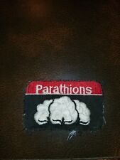 Vintage 1970s Advertising Patch~ PARATHIONS AGRICULTURE