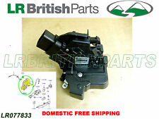 GENUINE LAND ROVER LATCH REAR DOOR LR2 LR3 LR4 RANGE ROVER SPORT LEFT LR091343