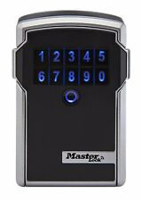 "Master Lock 5441D 3-1/4"" Electronic Bluetooth Wall Mount Lock Box"