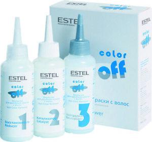 Estel Professional COLOR OFF EmulsionHair Color Remover