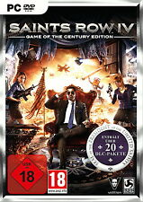 Saints Row IV - Game Of The Century Edition PC Steam Key [EU]