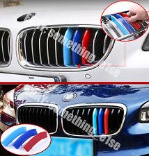BMW x3, x4 G01, G02 desde 2018, parrilla cubierta de color 3/tri - Alimentación M/Gorra/Clip/Correa/recorte