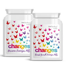 Changing It Up - Changes Breast Growth Pills & Changes Hormone Pills