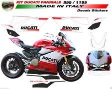 """Aufkleber Kit """"Ducati"""" für Ducati 899 / 1199 Panigale"""