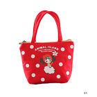 New Arrival Lady Girls lovely Cute Mini Clutch Purse Handbag Cosmetic Bag Tote