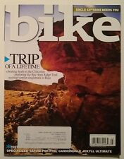 bike magazine March 2011 issue – Volume 18, No. 2, Specialized Cannondale Jekyll