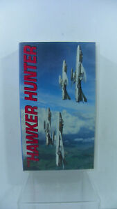 VHS Video ~ The Hawker Hunter ~ Fighter Interceptor ~ 1993 ~ Approx 60 minutes