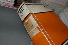 CASE 880B Crawler Excavator Repair Shop Service Manual book overhaul owner 1981