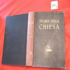 Storia della Chiesa vol I UTET Agostino Saba 1945 dalle origini al secolo VIII