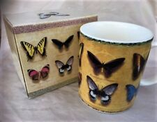 Butterfly Fine Bone China Mug